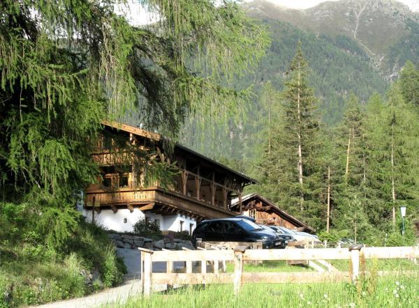 Hotellikuvia: Hotel Gasthof Stuibenfall, Niederthai