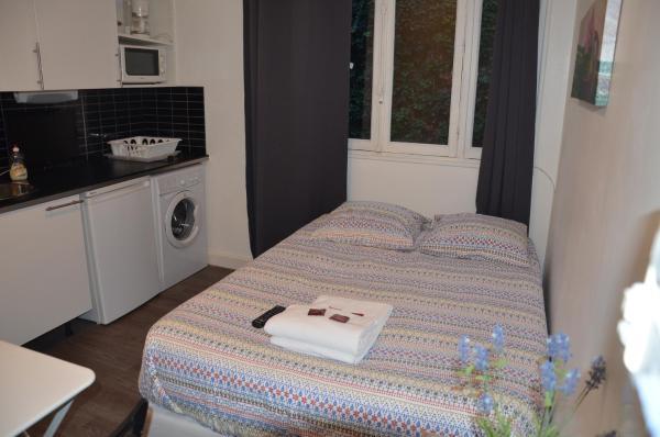 Classic Studio 1 Double Bed