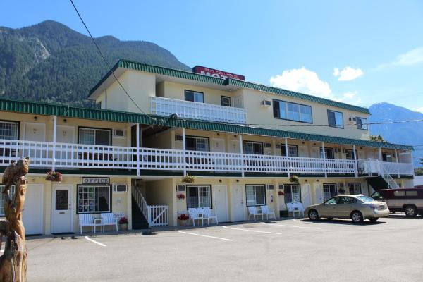 Hotel Pictures: Best Continental Motel, Hope