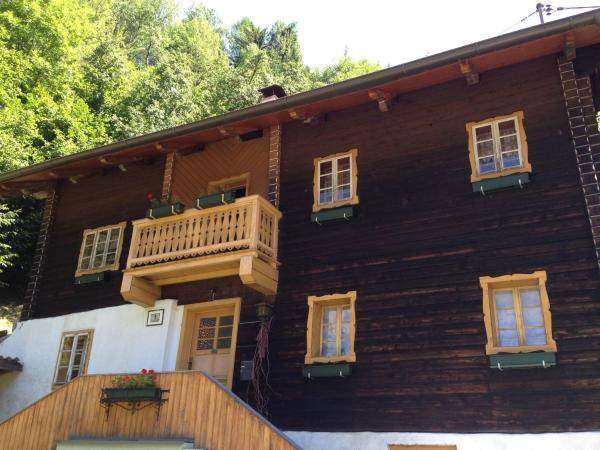 Fotografie hotelů: Ferienhaus Pirker, Flattach