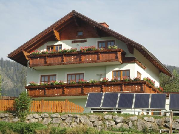Fotografie hotelů: Ferienwohnung Hierzegger, Tauplitz