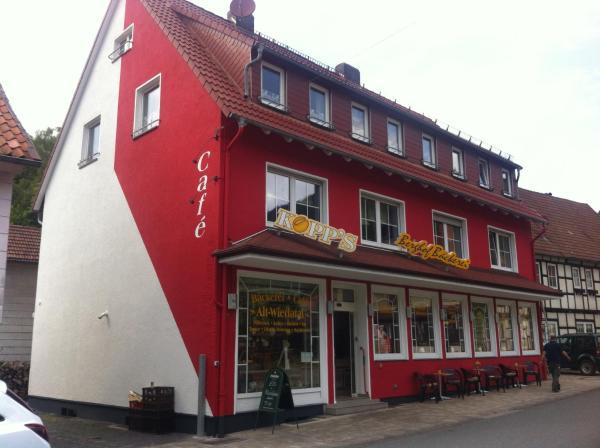 Hotelbilleder: Ferienwohnung 'Am Wiedatal', Wieda