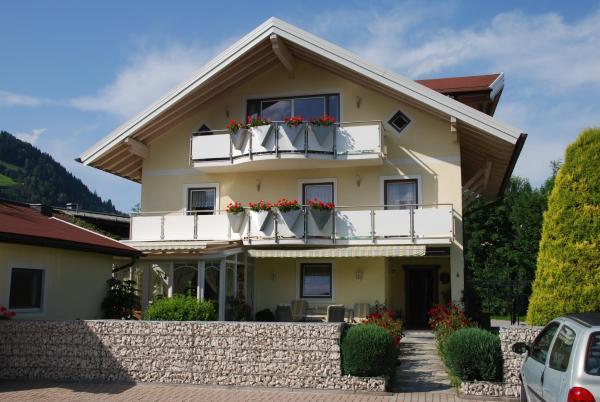 Hotelbilleder: Haus Elise, Zell am See