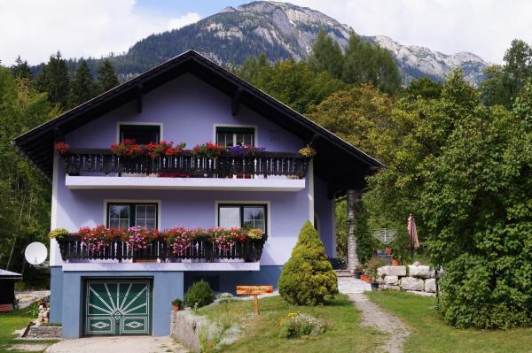 Hotellikuvia: Ferienwohnung Ausseerland, Grundlsee