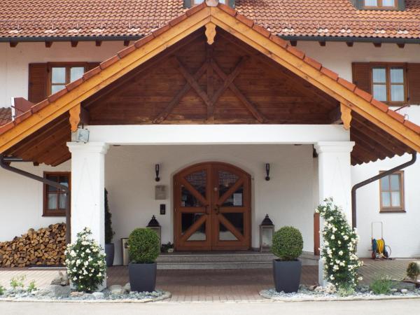 Hotelbilleder: Hotel Isartaler Hof, Wolfratshausen