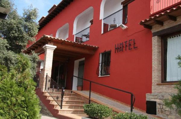 Hotel Pictures: Hotel La Rueda, Mora de Rubielos