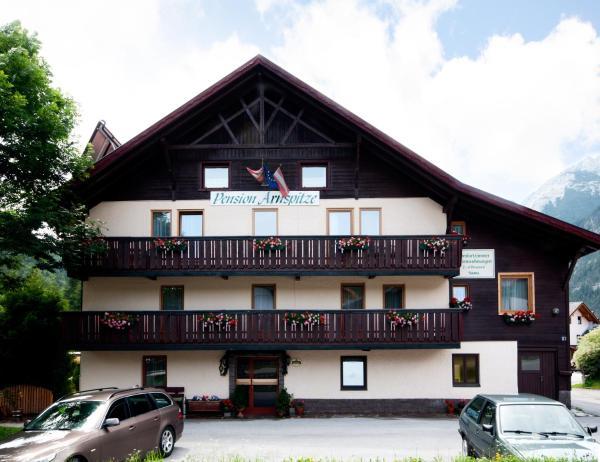 Hotellikuvia: Pension Arnspitze, Scharnitz