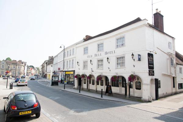 Hotel Pictures: The Old Bell, Warminster