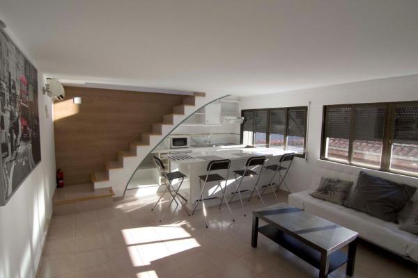 Studio Apartment (5 adults) - Calle Mayor 1