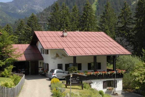 Fotos del hotel: Bergführer-Hüsle, Mittelberg