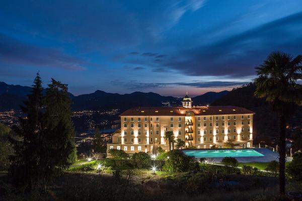 Hotel Pictures: Kurhaus Cademario Hotel & Spa, Cademario
