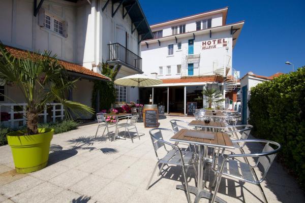 Hotel Pictures: Hôtel Bellevue, Mimizan-Plage