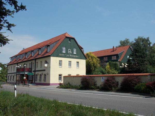 Hotel Pictures: Gasthof und Landhotel Zur Ausspanne, Klipphausen