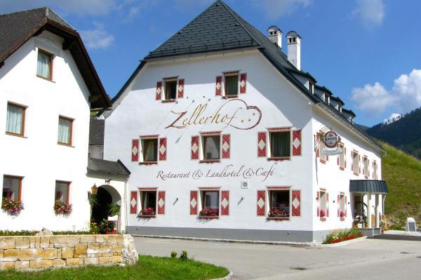 Hotelbilleder: Landhotel Zellerhof***, Lunz am See