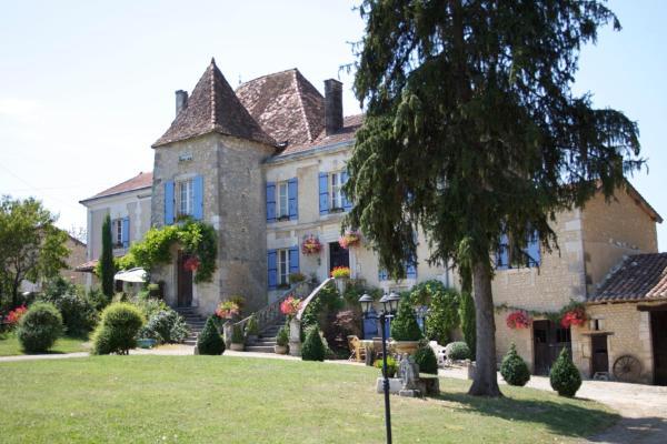 Hotel Pictures: Manoir La Breuille, Montmoreau