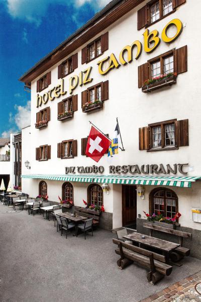 Hotel Pictures: Hotel Piz Tambo, Splügen