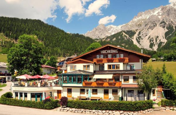 Fotos del hotel: Hotel-Pension Hochkönig, Ramsau am Dachstein