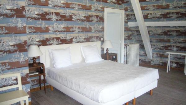 Pavillon Double Room