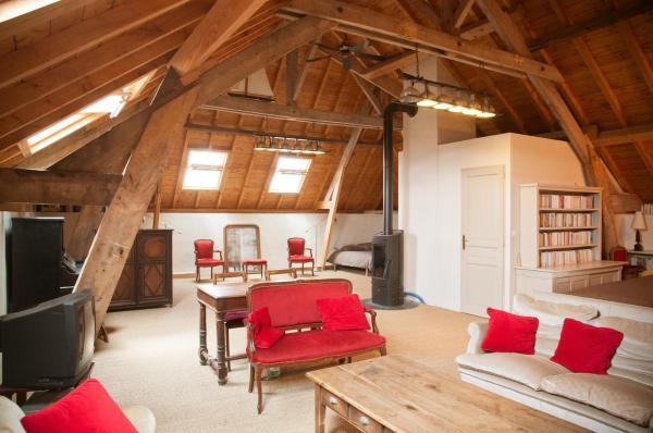 Hotel Pictures: Chambre d'Hôtes des Grands Moulins de Baugé, Baugé-en-Anjou