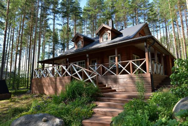Hotel Pictures: Saimaa Fishing Villa, Ollila