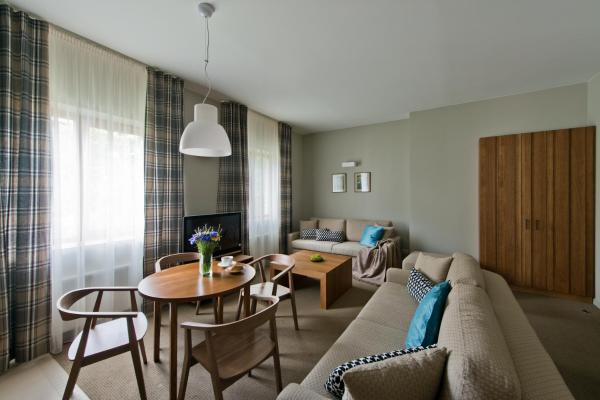 One-Bedroom Apartment Neptunas