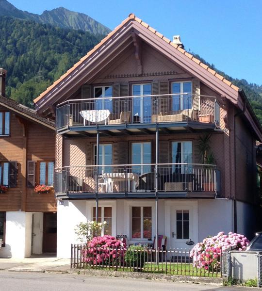Hotel Pictures: Haus am See, Därligen