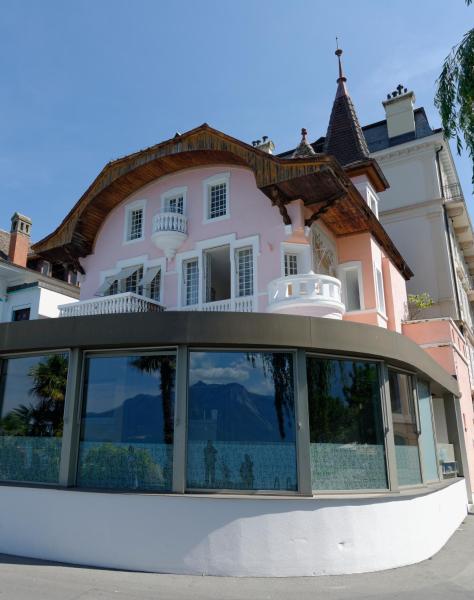 Hotel Pictures: Villa Eden Palace Au Lac, Montreux