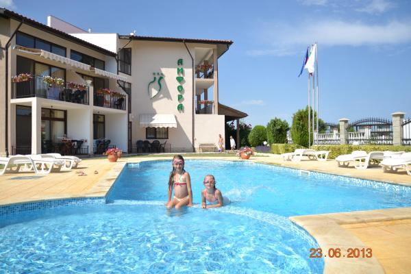 ホテル写真: Villa Amfora, Kranevo