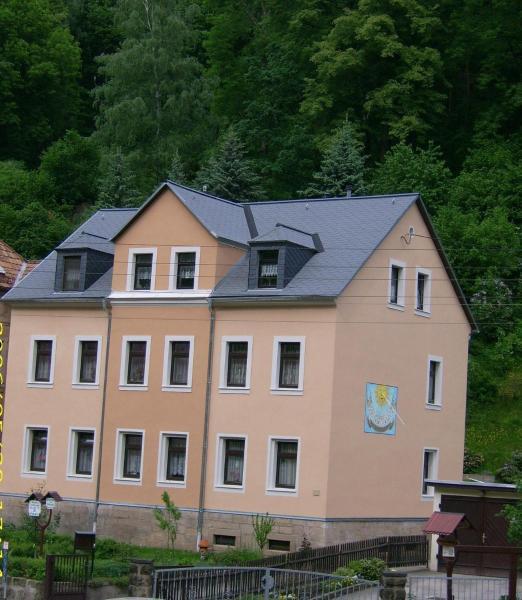 Hotelbilleder: Appartments Bad Schandau, Bad Schandau