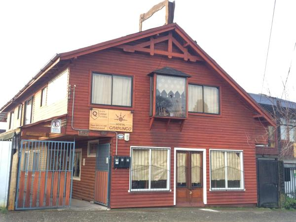 Hotel Pictures: Hostal Chabunco, Panguipulli