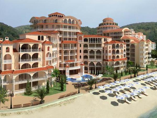 Hotellbilder: GT Atrium Beach Apartments, Burgas-provinsen
