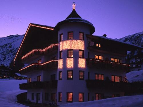 Fotos de l'hotel: Villa Strolz, Berwang