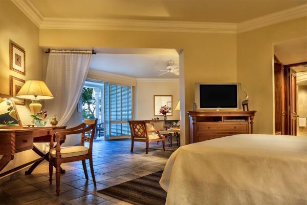 Senior Suite with Garden View