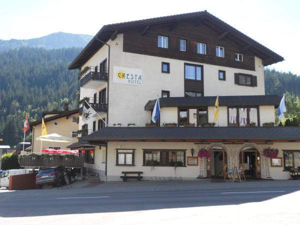 Hotel Pictures: Cresta Hotel, Klosters