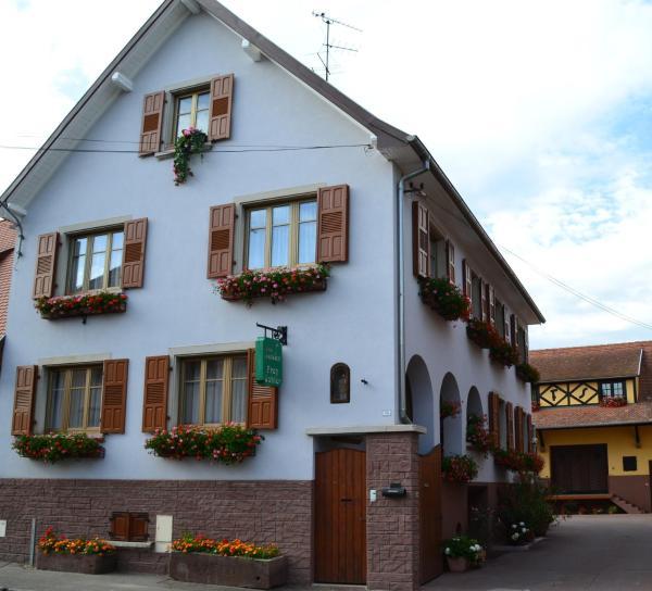 Hotel Pictures: Vignobles Frey-Sohler, Scherwiller
