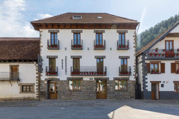 Hotel Pictures: Hotel Rural Auñamendi, Ochagavía