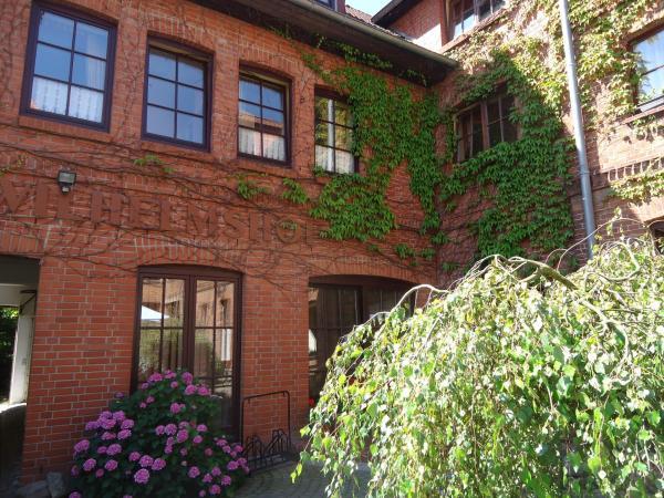 Hotel Pictures: Hotel Wilhelmshof, Ribnitz-Damgarten