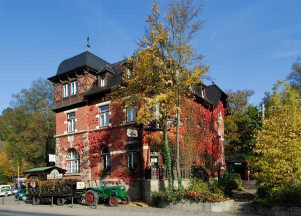Hotel Pictures: Braugasthof Papiermühle, Jena