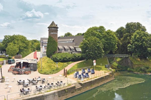 Hotelbilleder: Weserhotel Schwager, Holzminden