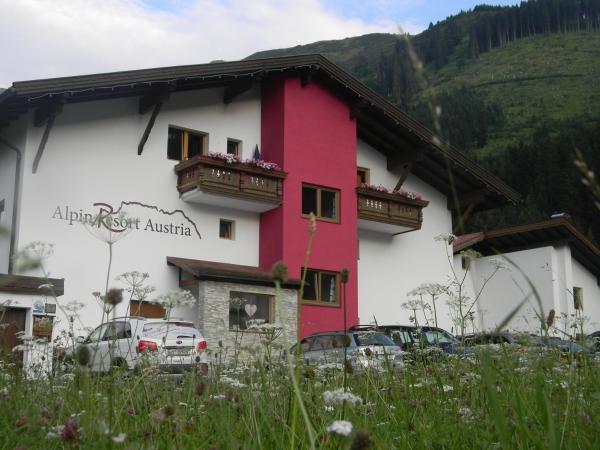 ホテル写真: Alpin Resort Austria, Bichlbach