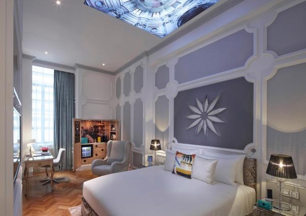 SO URBAN, 1 King Size Bed, Bathtub