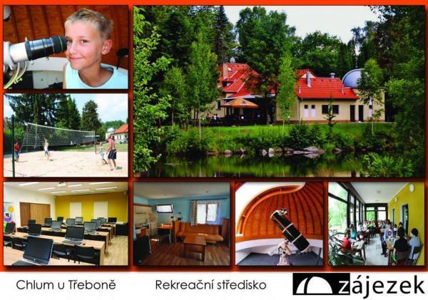 Hotel Pictures: Rekreační a školicí středisko Zájezek, Chlum u Třeboně
