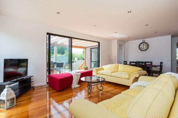Foto Hotel: Barefoot Beach Holiday House, Dromana