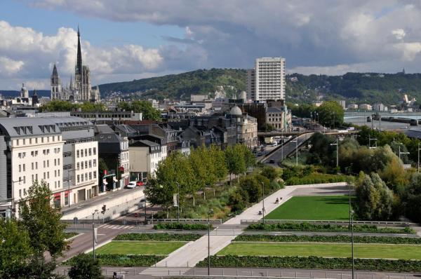 Hotel Pictures: Novotel Suites Rouen Normandie, Rouen