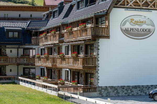 ホテル写真: Regina's Alpenlodge, ゼルデン