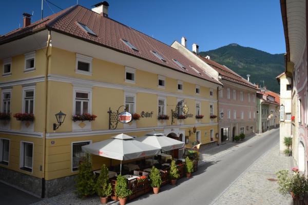 Hotelbilleder: Gasthof Pontiller, Oberdrauburg