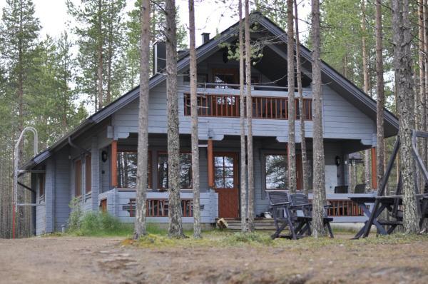 Hotel Pictures: Sininen Hetki Cottage, Kuusamo