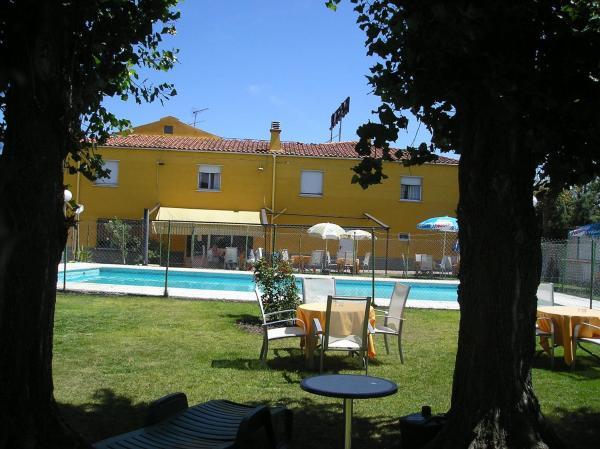 Hotel Pictures: Hostal Restaurante Carolina, Pedrosillo el Ralo