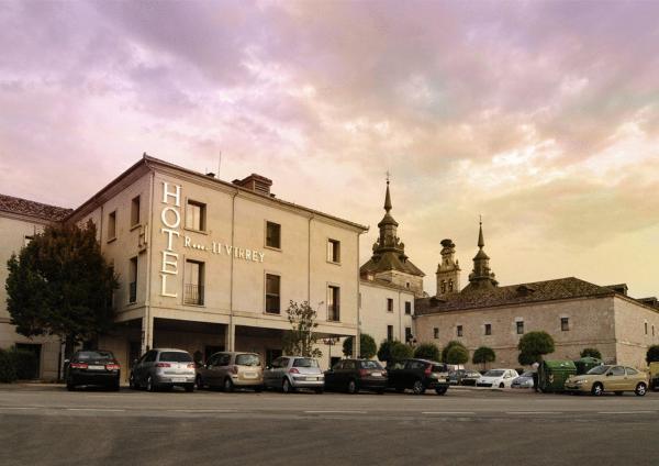 Hotel Pictures: Hotel II Virrey, El Burgo de Osma