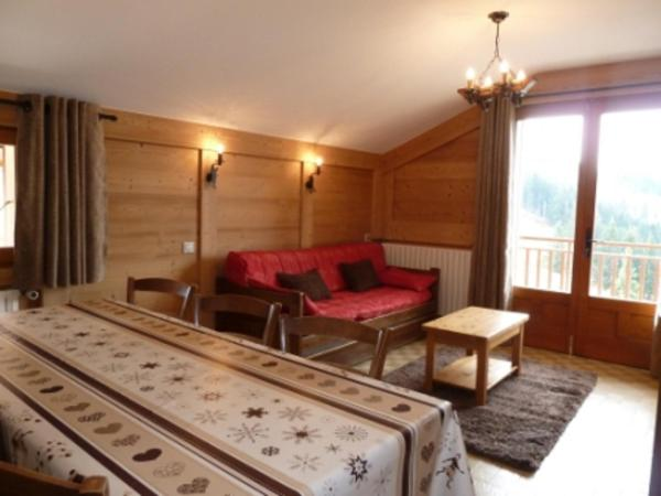 Hotel Pictures: Appartement Gentiane, Manigod